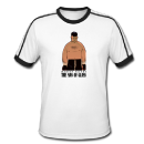 The Man Of Glass: T-shirt