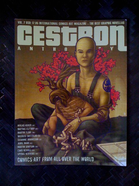 Cestbon Anthology 7 - cover